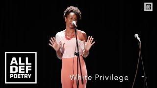 "Kyla Lacey - ""White Privilege"" | (NPS '16)"