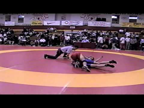 2003 Canada Cup: 51 kg Sarah White (CAN) vs. Terri McNutt (CAN)