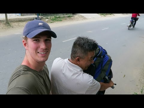 GOODBYE HOI AN | travelling to Quang Ngai | BUS RIDE FROM HELL