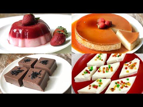 4 delicious pudding recipes dessert recipes