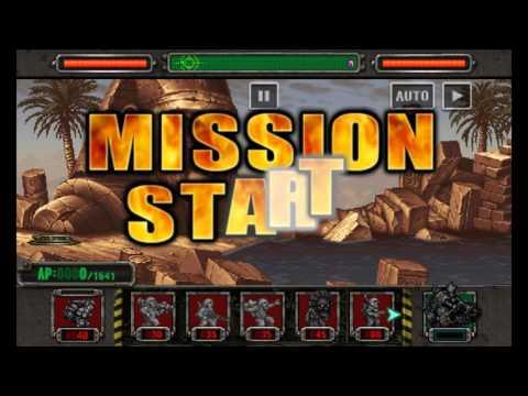 Metal slug defense world 1 full gameplay