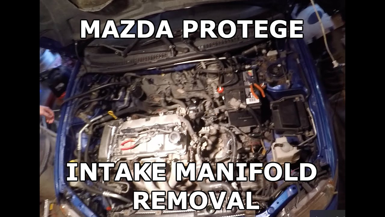 2003 Mazda Protege Intake Manifold Diagram Tribute Engine Removal And Replacement Youtube 1693x1200