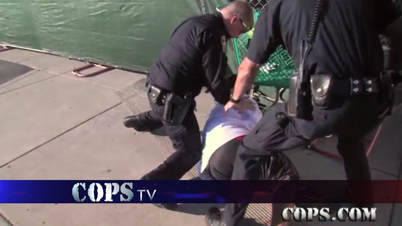Front Door Felony Show 2828 Cops Tv Show