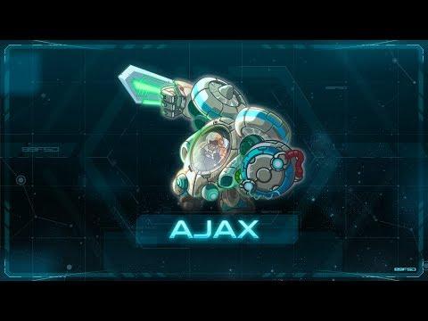 [Iron Marines] Hero Spotlight: Ajax