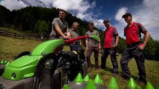Rapid Motormäher Präsentation 2017