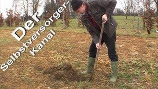 Wie man eine Bodenprobe im Garten richtig nimmt