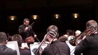 Antonin Dvorak - Symfonie Nr 9 - Deel 1 Adagio - 't Muziek Frascati