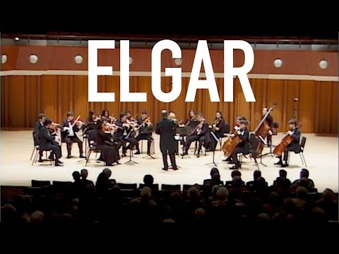 Serenade for Strings in E minor - Edward Elgar