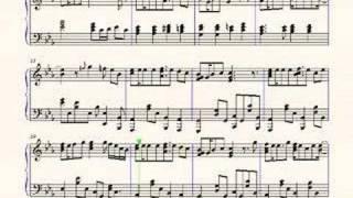 Harukanaru Tokino Nakade - harari, hirari (piano)
