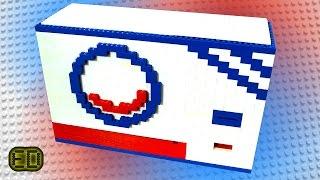 Lego Pepsodent Toothbrush Machine #BRUSHBRUSH