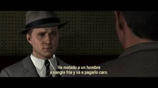 LA Noire - Primer Tráiler Español