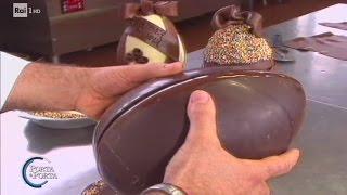 La qualità delle uova di cioccolato - Porta a Porta 17/04/2017