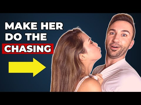 3 Steps to Get Her to CHASE YOU & Stop Being FRIENDZONED