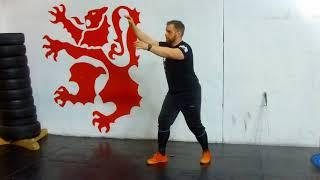 Урок 3: Защитные стойки. Исторический Средневековый бой - Основы