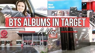 Searching 3 Targets For BTS' Tear Album!! [A Vlog]