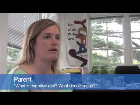Q&A About Cognitive Rest After a Concussion The Children's Hospital of Philadelphia (4 of 8)