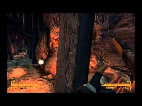 Fallout New Vegas Honest Hearts DLC Gameplay/Playthrough w/ Turbid TG1 Part 1 - Drop Your Stuff |