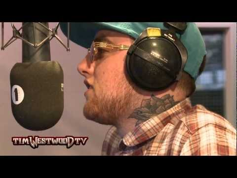 Mac Miller Freestyle - Westwood