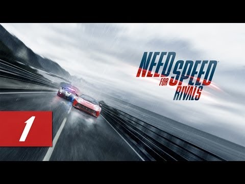 Need For Speed: Rivals - Walkthrough - Part 1 - How Tax Payers' Money Is Spent