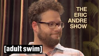 The Eric Andre Show | Urine Love - With Seth Rogen | Adult Swim UK 🇬🇧