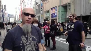 Jordan in Tokyo
