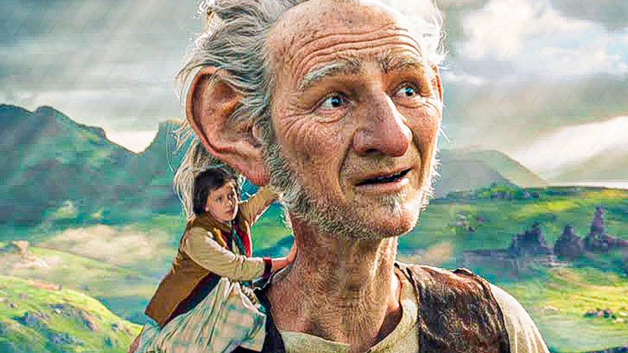Download THE BFG All Movie Clips (2016)