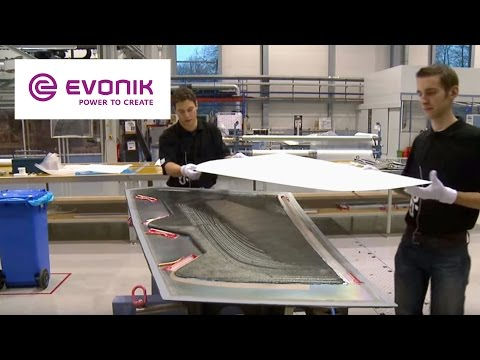 ROHACELL® Foam Cores – Making Aircrafts Lighter | Evonik