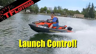 2019 Sea-Doo RXT-X 300 Review - It Hits 60 MPH How Quick!?