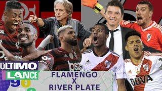 FLAMENGO X RIVER PLATE: Qual o melhor time? - Mano a mano