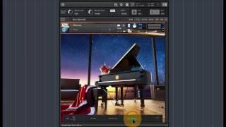 WavesFactory MERCURY Piano for Kontakt