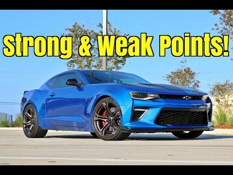 Watch This BEFORE Buying a 6th Gen Camaro (2016+)