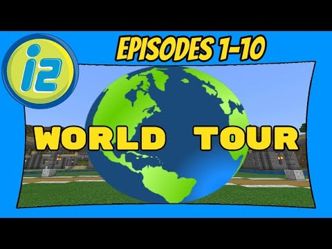 Infiniverse World Tour E1-10 | Infiniverse 2.0 [Minecraft Bedrock Edition] [MCPE]