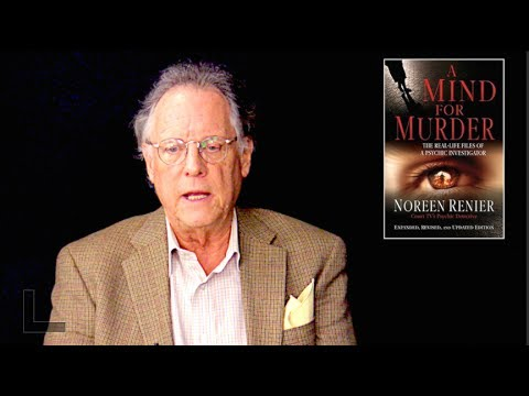 Remote Viewing in Criminology with Stephan A. Schwartz