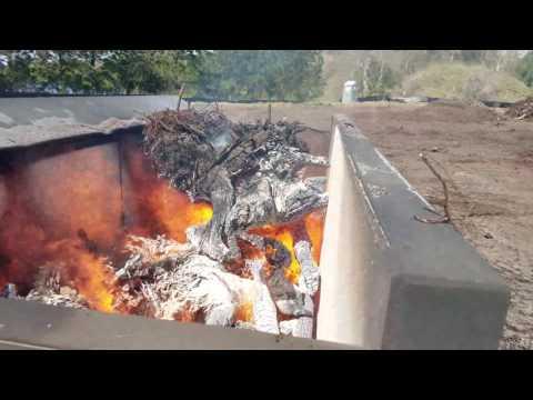 BurnBoss in action