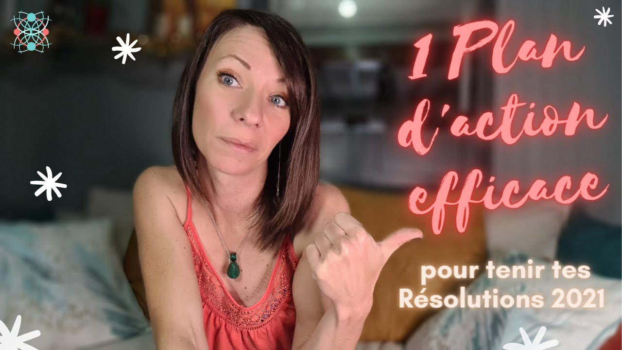 Stop aux résolutions qui se font la malle!