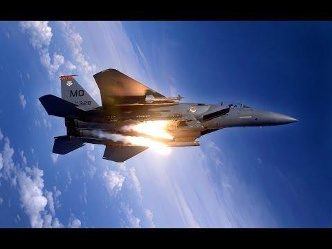 F-15 Eagle - Deadliest Military Aircraft