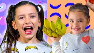 Apples and Bananas Song | The Best Songs for Kids and Family by FAM JAM