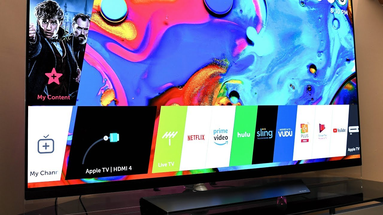 LG's Best OLED 4K UltraHD TV: Unboxing & Review
