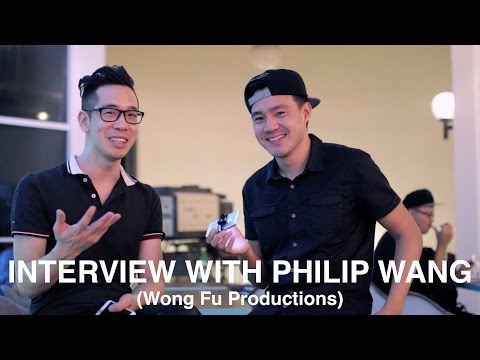 Philip Wang (Wong Fu Productions) Interview!