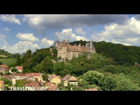 Burgundy, France: Château de la Rochepot - Rick Steves' Europe Travel Guide - Travel Bite