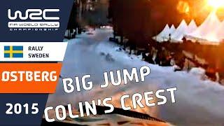WRC Rally Sweden 2015: Onboard SS18 Mads Ostberg