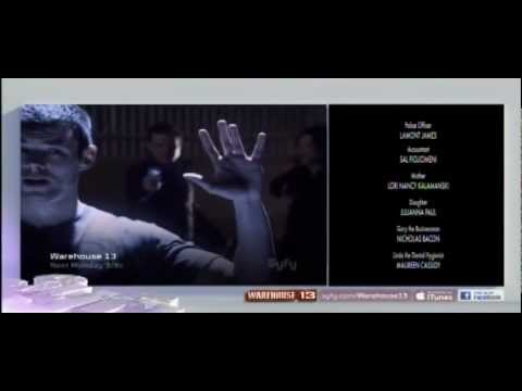 Download Warehouse 13 Season 4 Episode 3 PROMO
