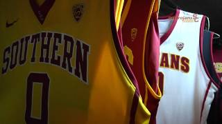 USC Basketball: Behind the Uniform - The Jerseys
