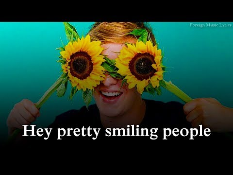 George Ezra - Pretty Shining People Lyrics