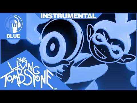 The Living Tombstone - Squid Melody [Blue Version] [ INSTRUMENTAL ] (Splatoon Original Track)