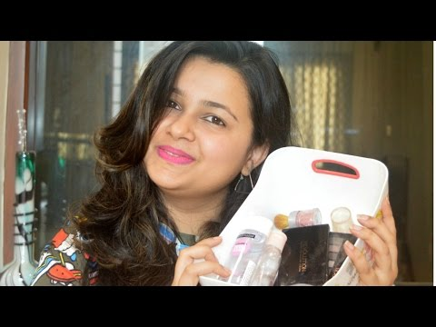 Makeup Kit for Beginners in HINDI | Basic Makeup Tutorial for Beginners | मेकप स्टार्टर किट बीगिनर