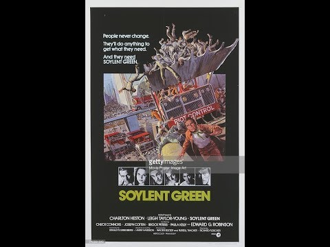"""Lectures in History: 1973 Film """"Soylent Green"""" & the Environmental Movement Preview"""