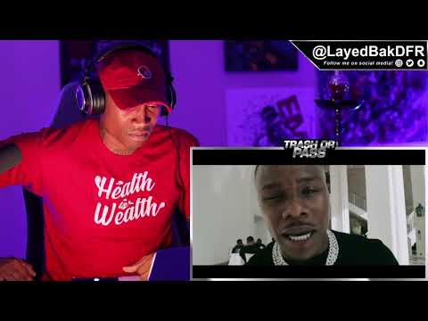 """TRASH or PASS! DaBaby ( Intro ) [REACTION!!!] """" Im From CHARLOTTE'"""