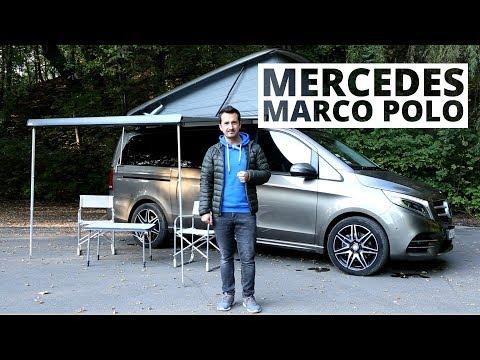 Mercedes-Benz Marco Polo Horizon, 2017 - test AutoCentrum.pl #363
