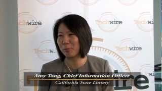 California State Lottery CIO Amy Tong on government mobility